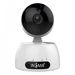 INSMA 1080P Night Vision Wi-Fi Security Camera